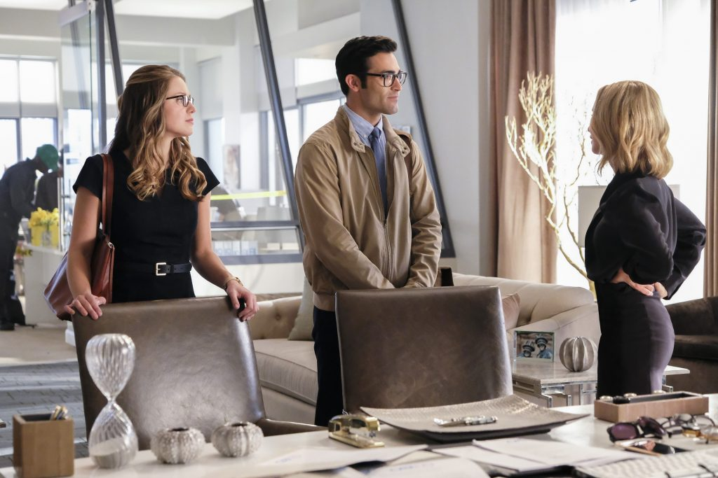 supergirl 222 superman cat grant