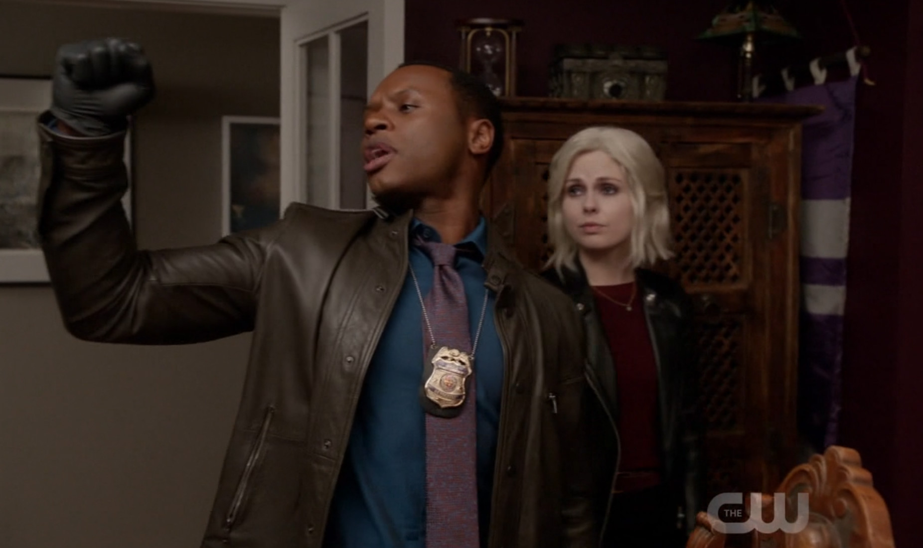 iZombie Twenty-sided, Die