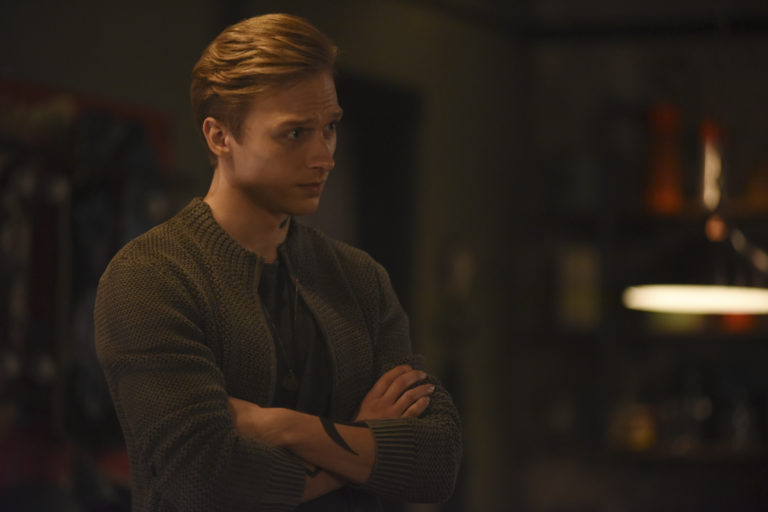 'Shadowhunters' Review: Sebastian's Cover is Blown