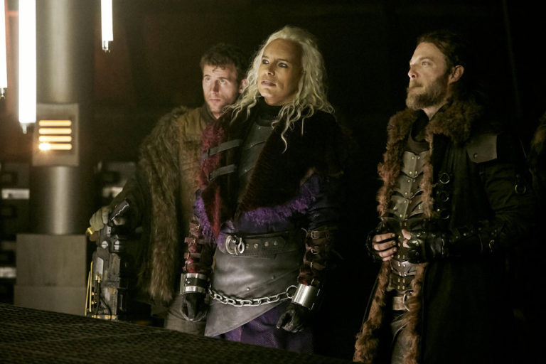 'Killjoys' Review: Pree's Juicy Warlord Past Revealed