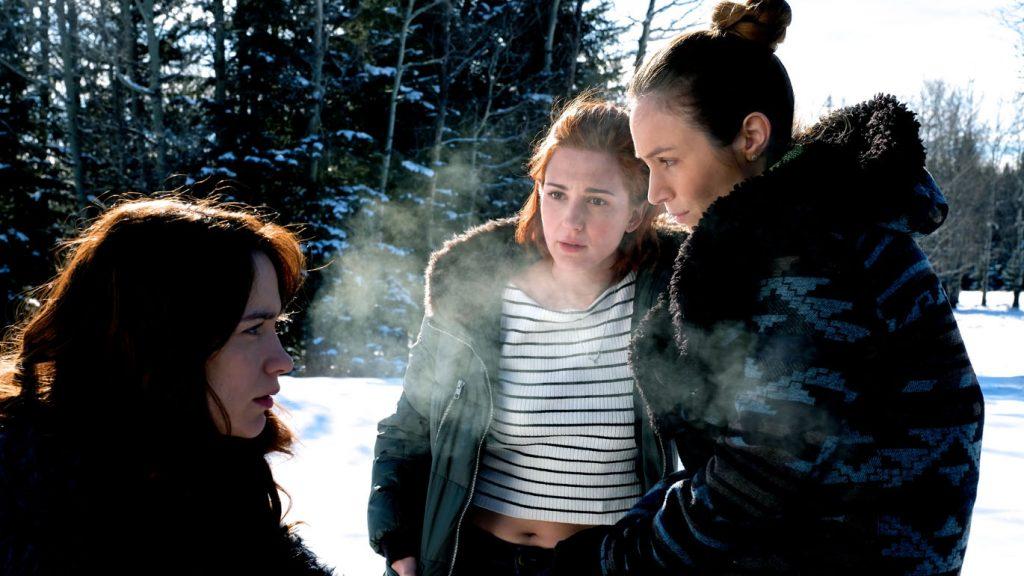 Calgary shot Wynonna Earp shoots back for season 3