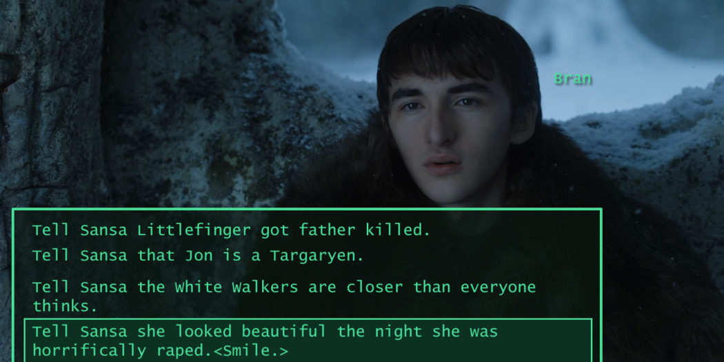 game of thrones 703 bran
