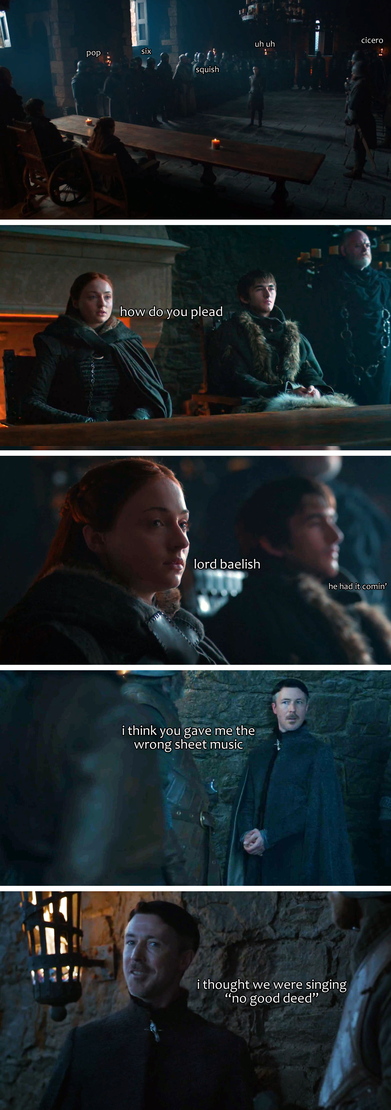 game of thrones 707 sansa littlefinger