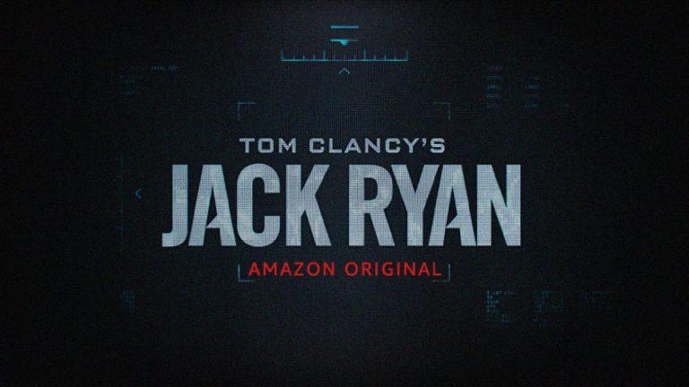 First Look: John Krasinski in Amazon's 'Jack Ryan'