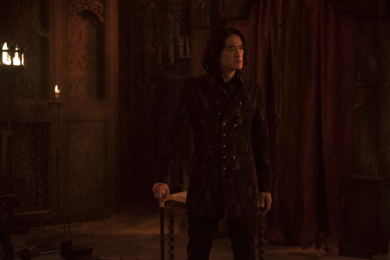 'Shadowhunters': Meet Asmodeus, A Prince of Hell
