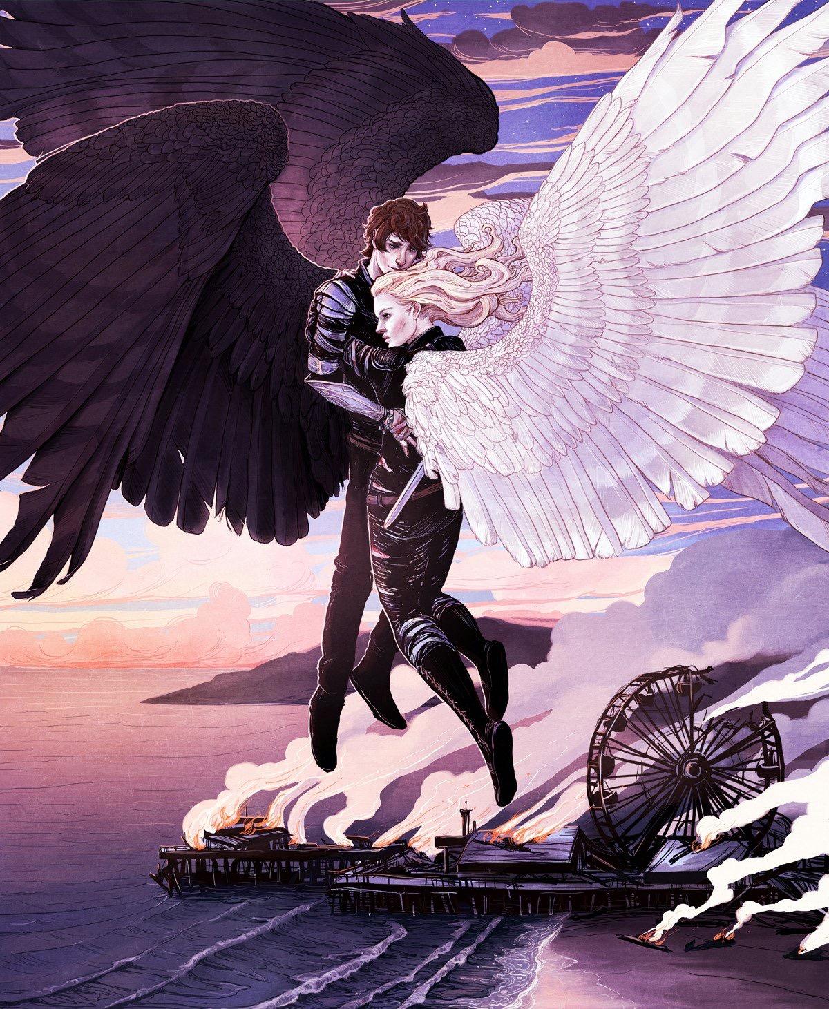 Resultado de imagen de queen of air and darkness
