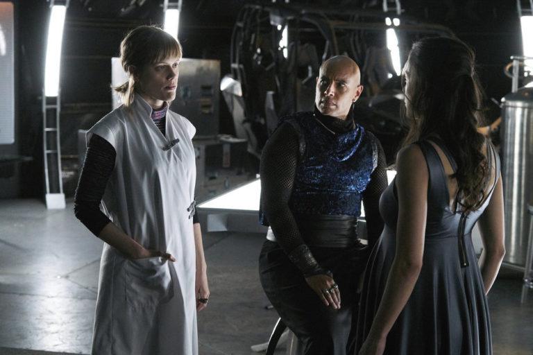 Zeph Solves All The Problems on 'Killjoys'