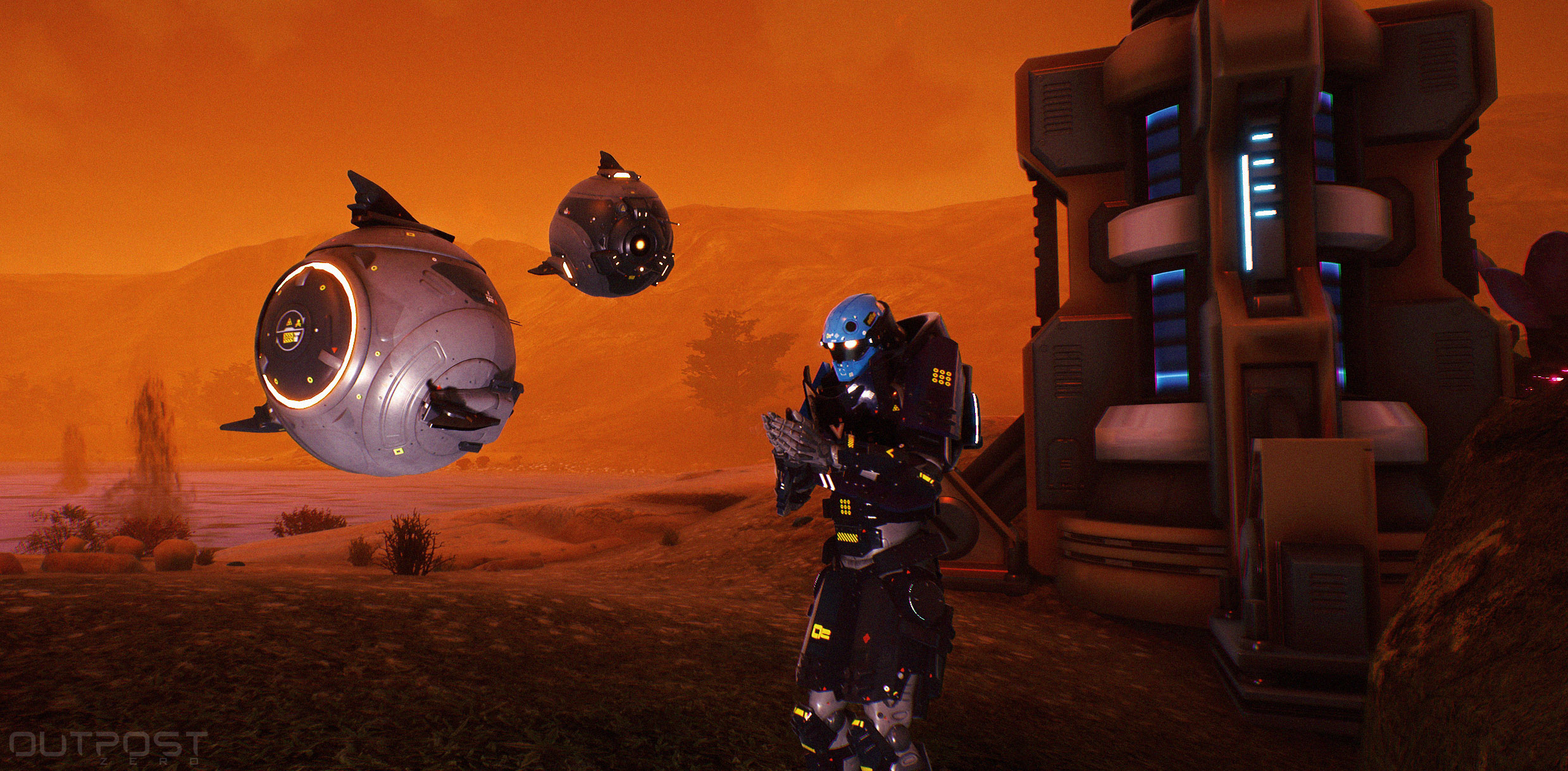 Outpost Zero' – Early Early Early Early Access Review - The