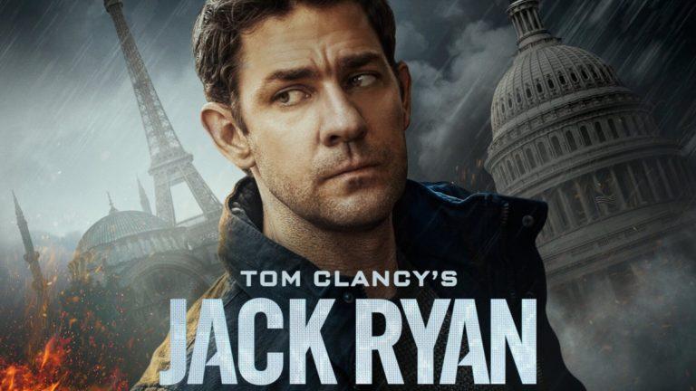 Tom Clancy's Jack Ryan Interview with Abbie Cornish, Carlton Cuse, and Graham Roland