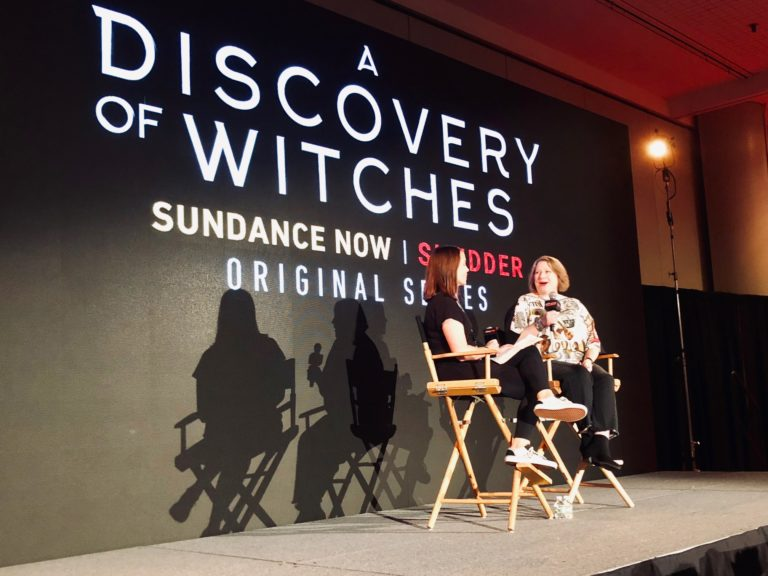 NYCC 2018: Deborah Harkness Talks 'A Discovery of Witches' Series