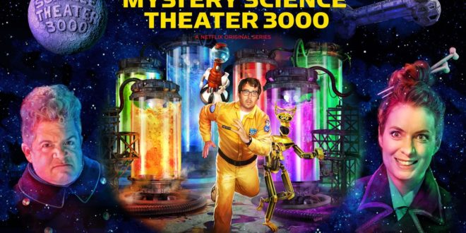 Mystery Science Theatre 3000 The Gauntlet\u0027 Review , The