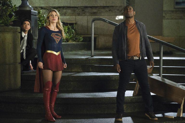 """Supertrash: 'Supergirl' 4.14 """"Stand and Deliver"""""""