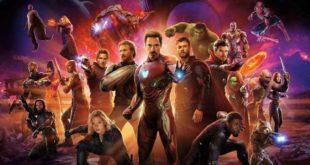 The Avengers Assembling for Endgame