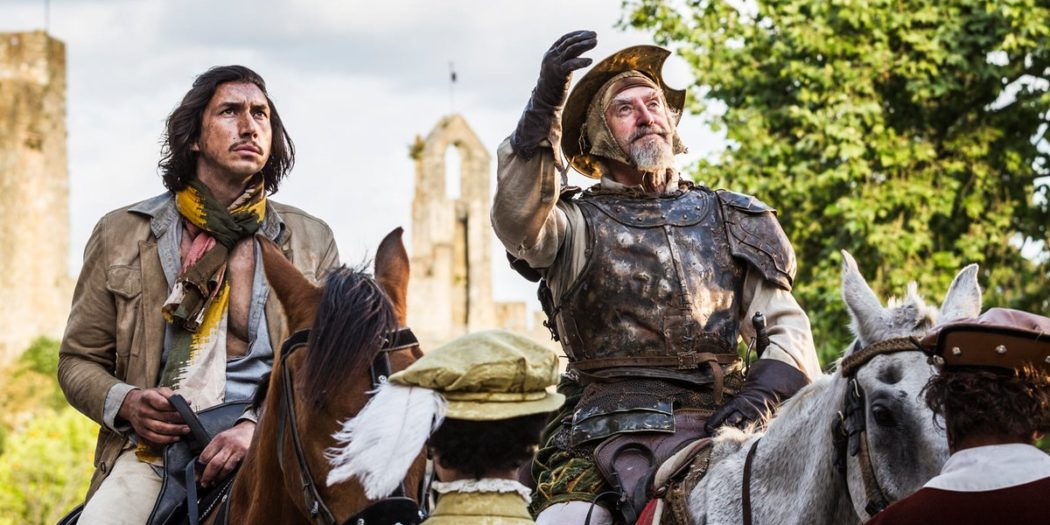 Our Heroes, Don Quixote and Sancho Panza