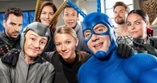 The Cast Of The Tick