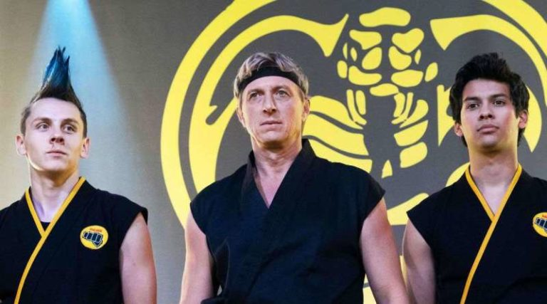 'Cobra Kai' review: 'Fire and Ice'