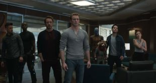 The Avengers in Civilian Attire focus in to plan for what's ahead.
