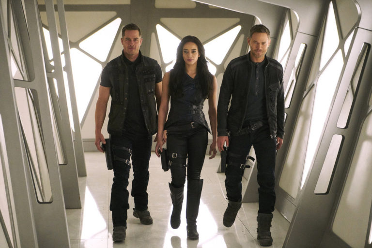 Final Season of 'Killjoys' Returns July 19