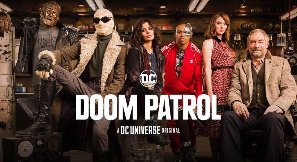 doom patrol, DC