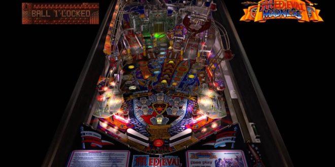 Pinball Week, Day 4: The World of Virtual Pinball