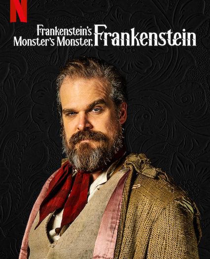Frankenstein's Monster's Monster Frankenstein