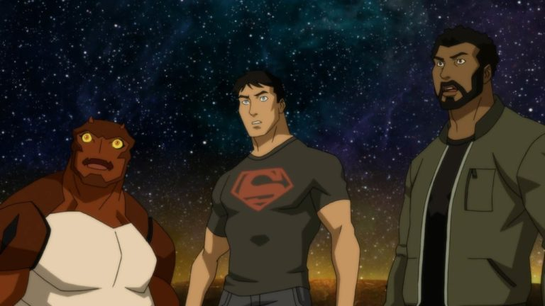 Young Justice Outsiders: Quiet Conversations, Loud Pride
