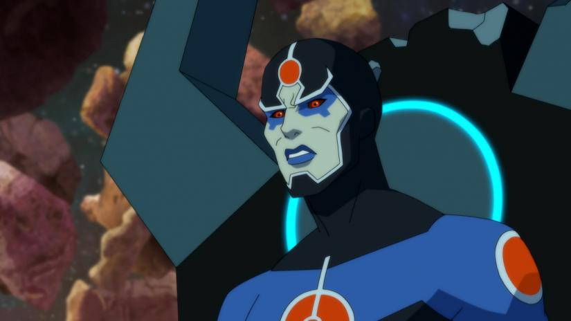 Young Justice, Metron