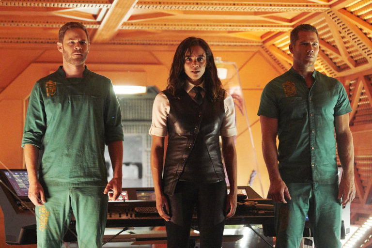 'Killjoys' Review: Disappearing Act