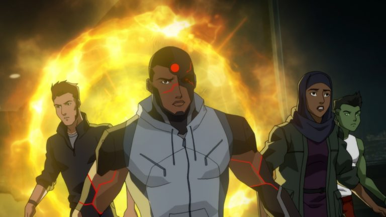 Young Justice Outsiders: Unknown Factors Review