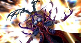 Final Fantasy VIII Remastered Ultimecia in her final form