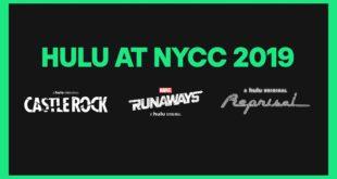 Hulu NYCC 2019 Panels