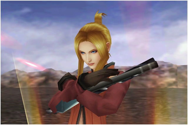 Quistis in FFVIII Remastered