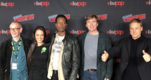 Resident Alien cast
