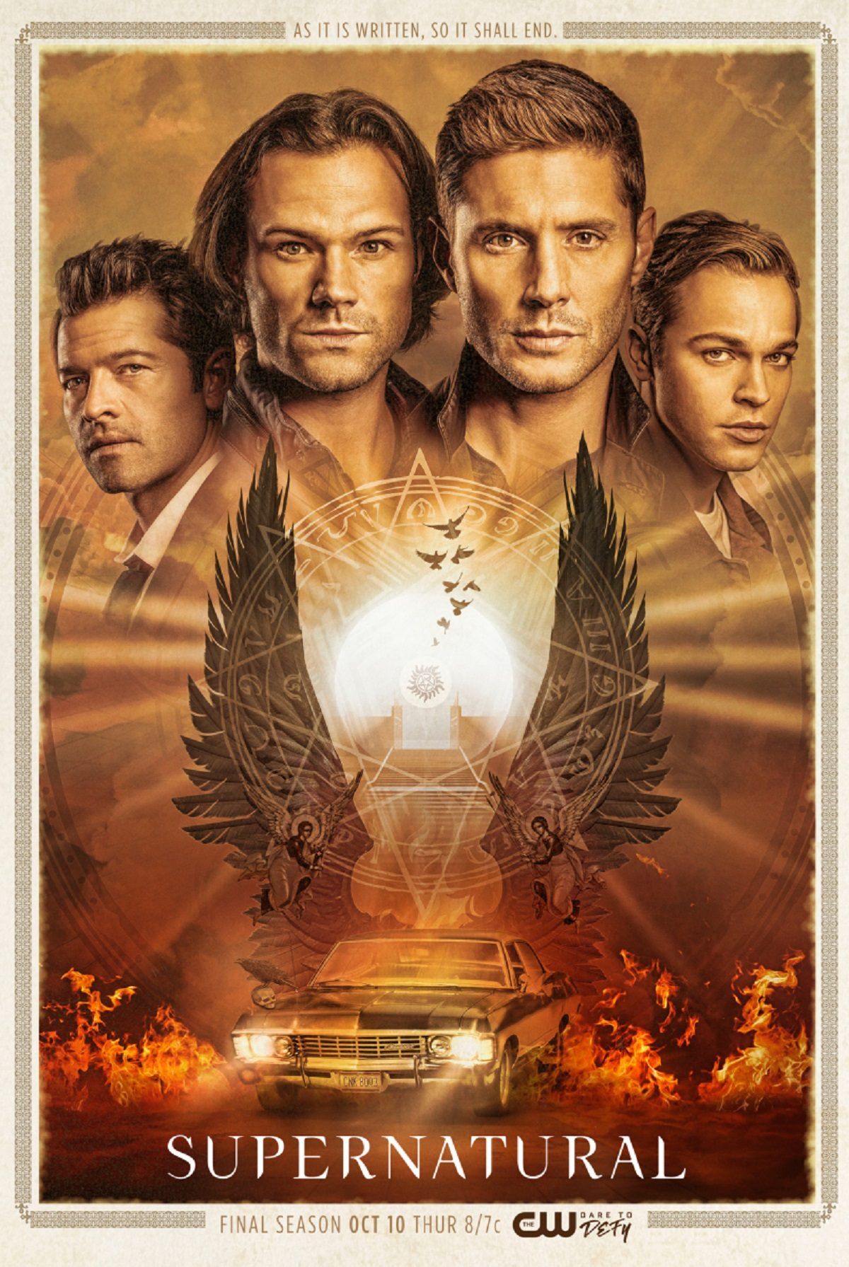 A Supernatural Summary A Look Back at All 20 Seasons   The Workprint