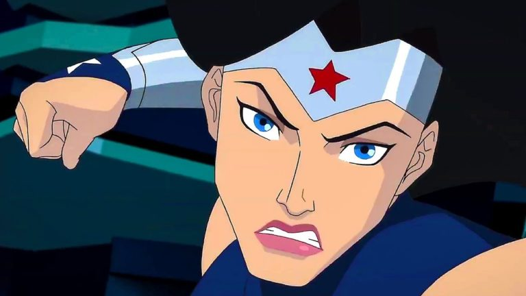 NYCC 2019 – 'Wonder Woman: Bloodlines' Interview with EP James Tucker