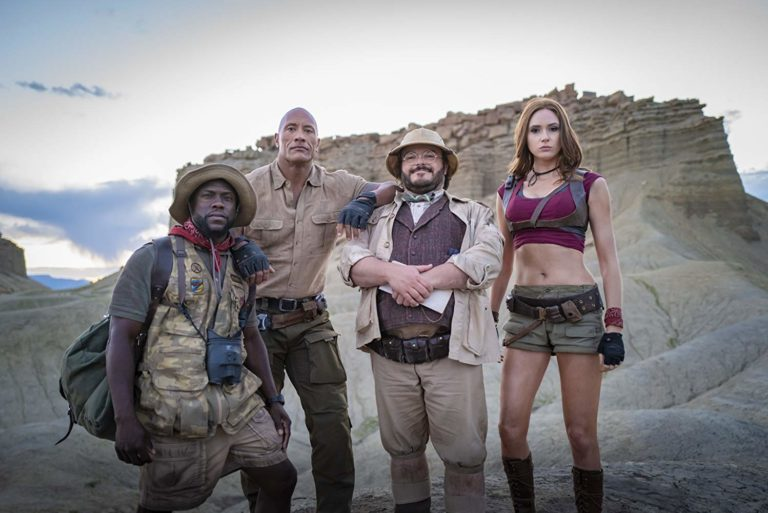 'Jumanji: The Next Level' Review: It's 'Freaky Friday' Fun