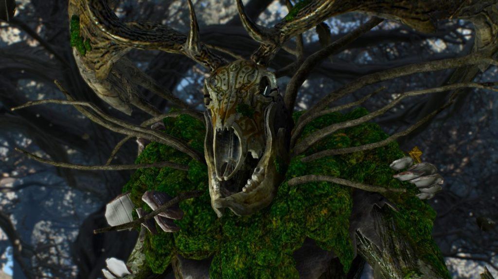 Leshen Witcher 3