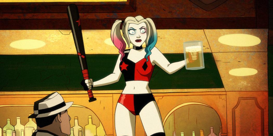 Harley Quinn makes a rousing speech in Season 2 Episode 1