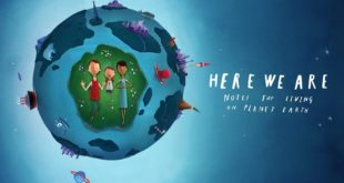 Here We Are Notes For Living on Planet Earth
