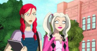 Ivy and Harley attend College