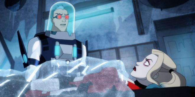 Harley Quinn Thawing Hearts