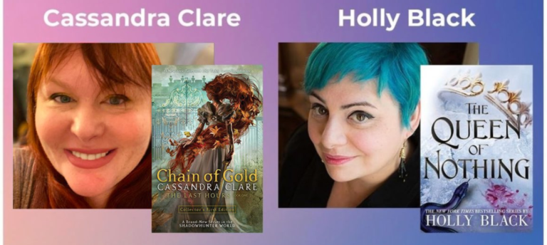 BookCon 2020: A Conversation with Cassandra Clare and Holly Black