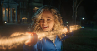 Brec Bassinger Shines as Courtney Whitmore, the titular character in Stargirl.
