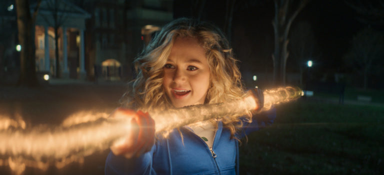 'Stargirl' Review: A Powerful Gymnastic Stick!