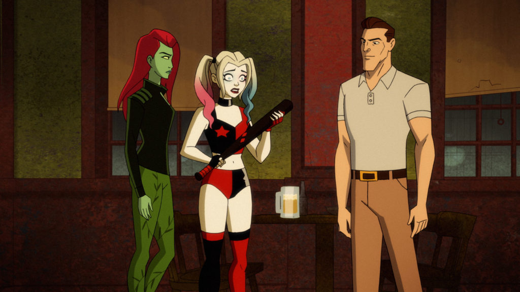 Ivy and Harley confront a normalized Joker in All the Best Inmates Have Daddy Issues