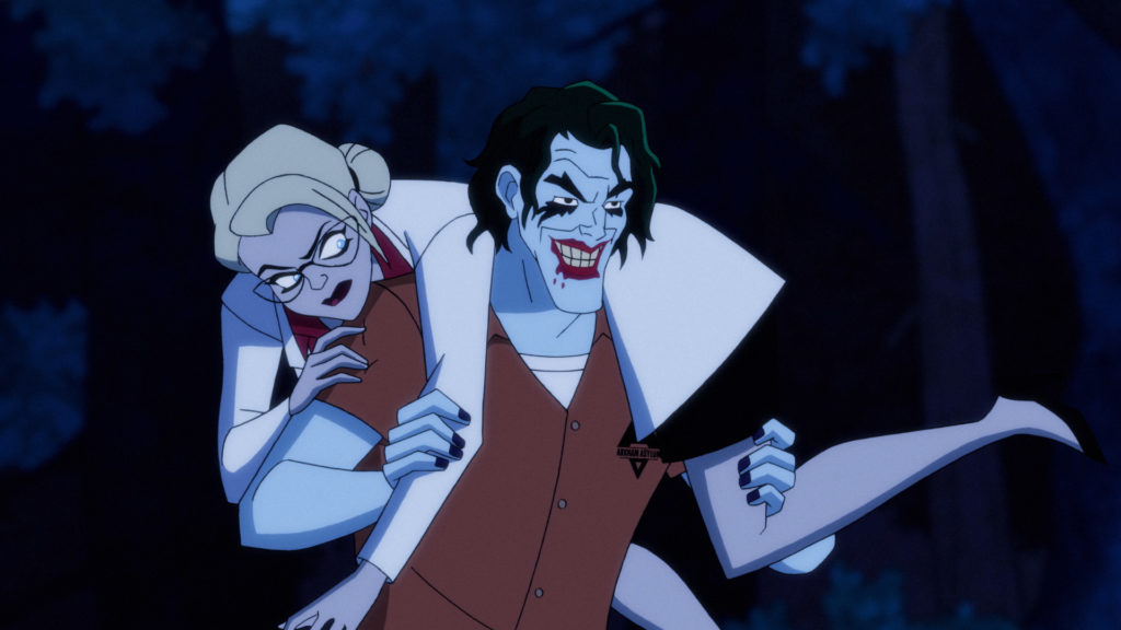 Joker steals Harley away in All the Best Inmates Have Daddy Issues