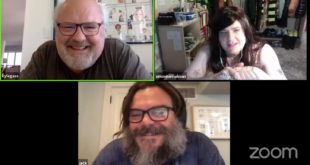 An interview with Tenacious D Book Con