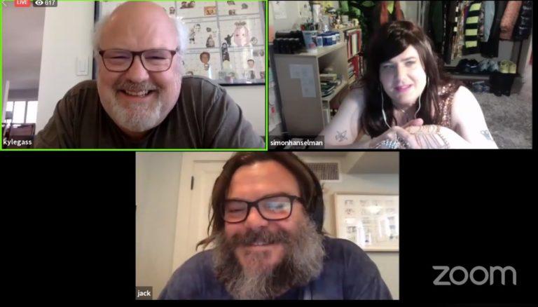 BookCon 2020: In Conversation with Tenacious D
