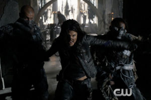 Octavia killing it