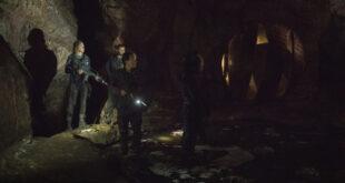 fun in cave